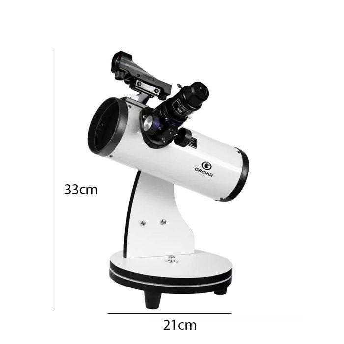 Telescópio Refletor Dobsoniano Newtoniano 76x300mm - REF76/300
