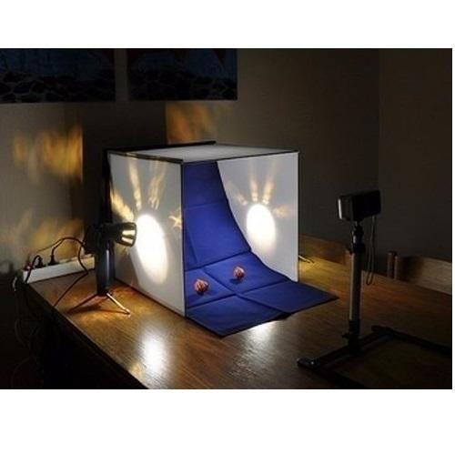 Tenda de Iluminação Greika 60x60cm CIL60 para Foto Still de Produto