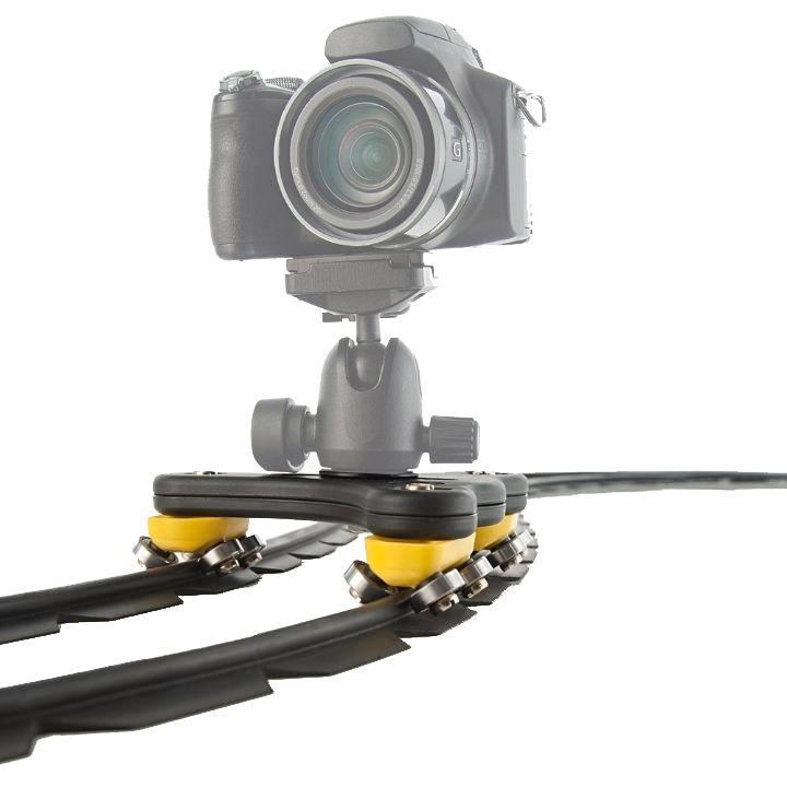 Trilho Portátil Photo Motion Alhva para Gravação de Vídeo