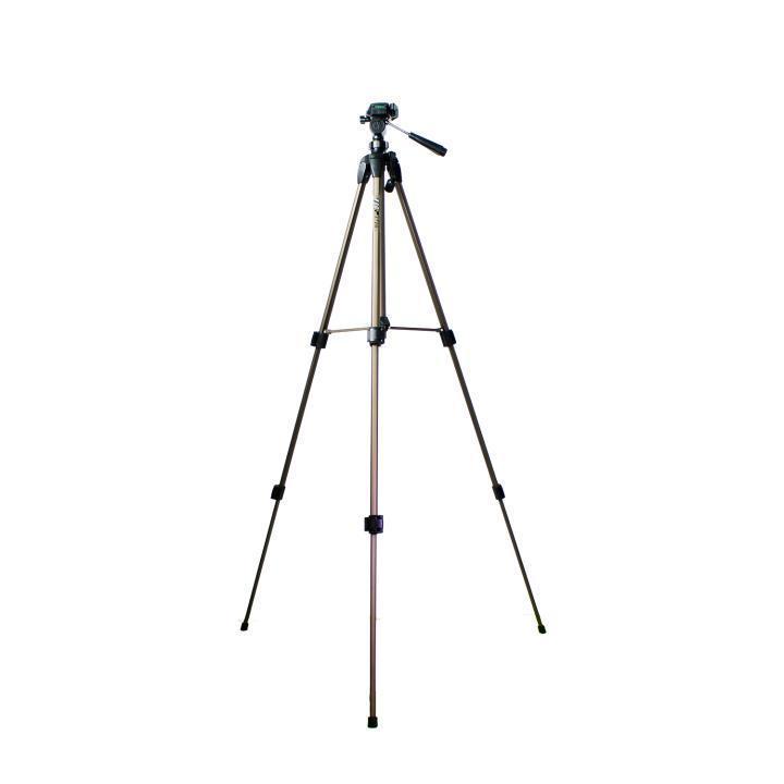 Tripé de Câmera Weifeng WT-3710 138cm em Alumínio para Foto e Vídeo