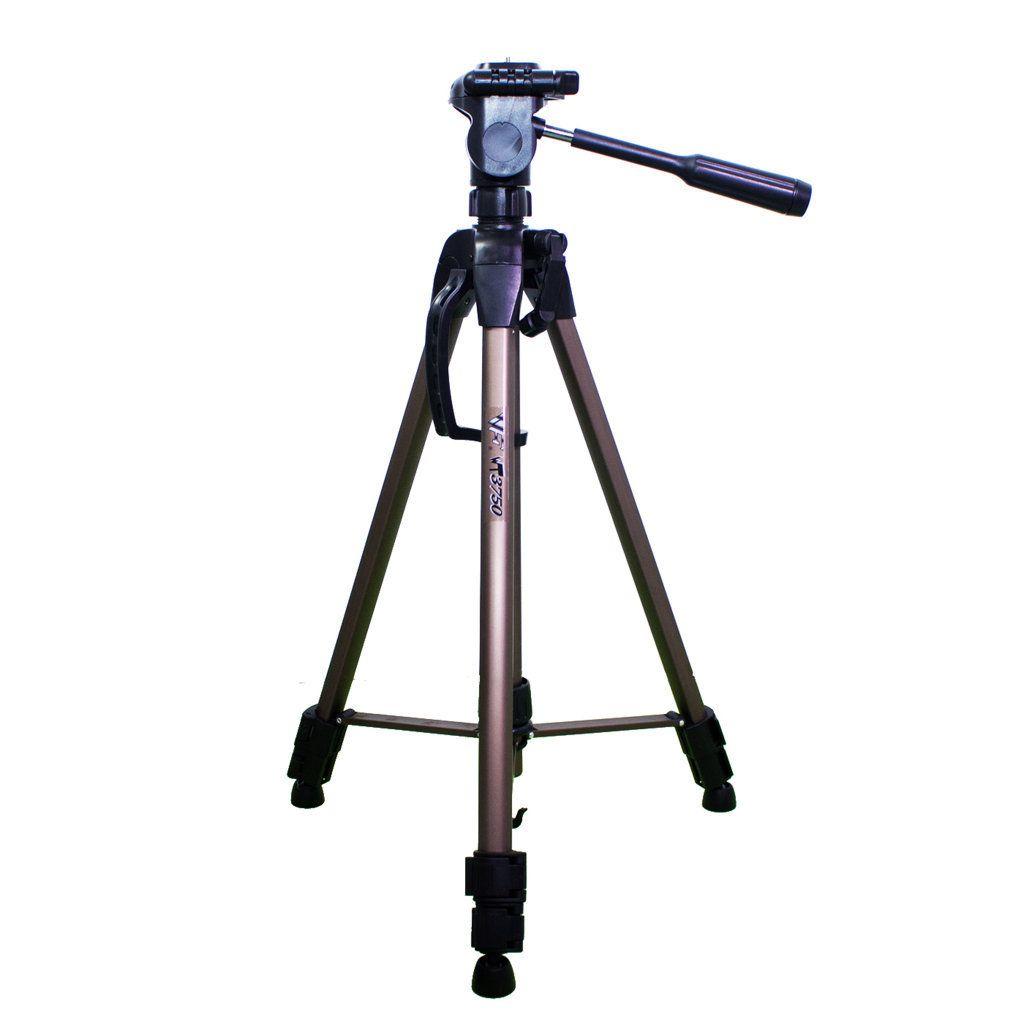Tripé de Câmera Weifeng WT-3750 160cm Altura em Alumínio para Foto e Vídeo  - Fotolux