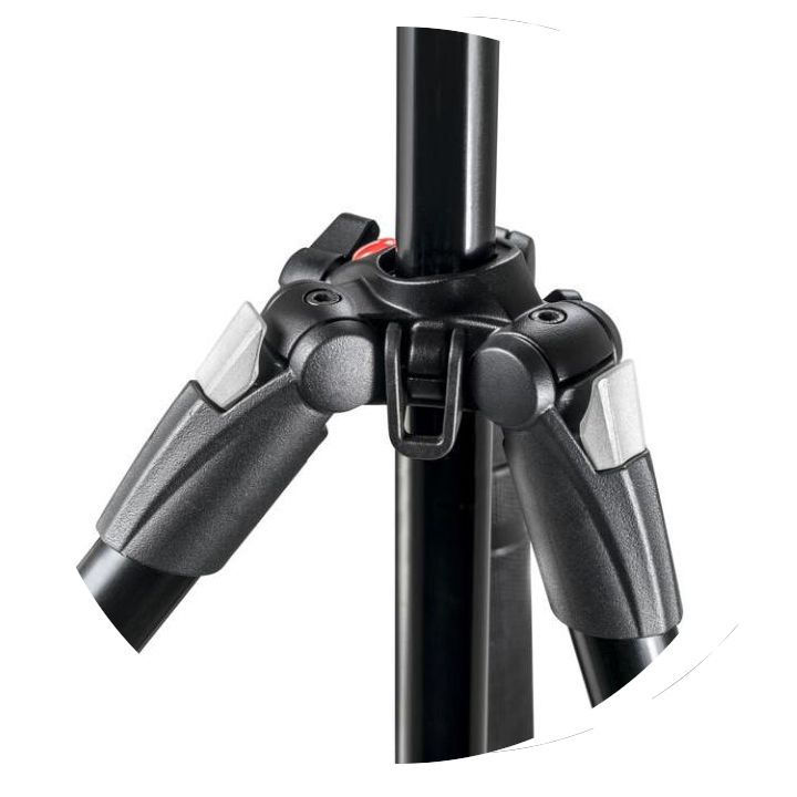 Tripé Manfrotto 160cm MT290XTA3 para Câmeras DSLR e Filmadoras