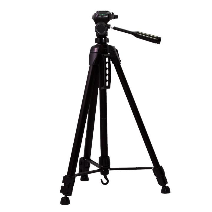 Tripé Nest KT-2018 167cm Cabeça 3 Vias para Câmeras e Filmadoras  - Fotolux