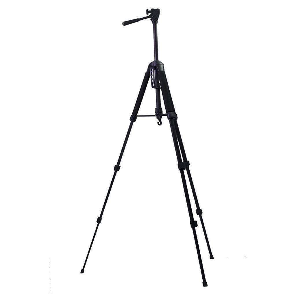 Tripé Nest KT-2021 de até 152cm de Altura para Câmeras e Filmadoras  - Fotolux