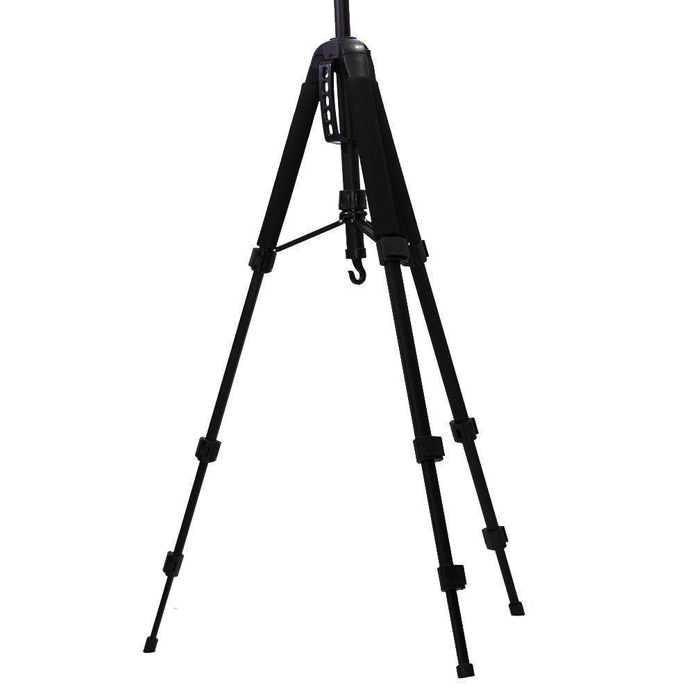 Tripé Nest KT-2021 de até 152cm de Altura para Câmeras e Filmadoras