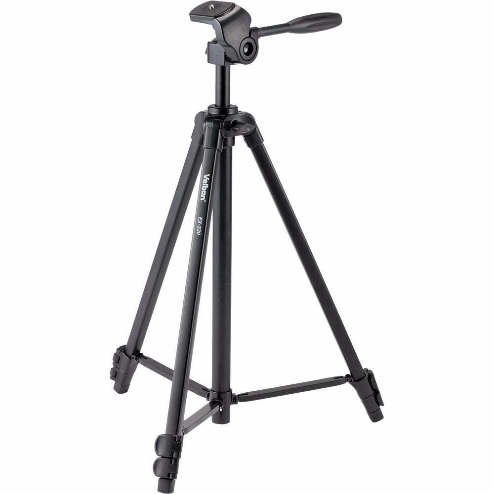 Tripé para Câmera 145cm Ex-330 Velbon