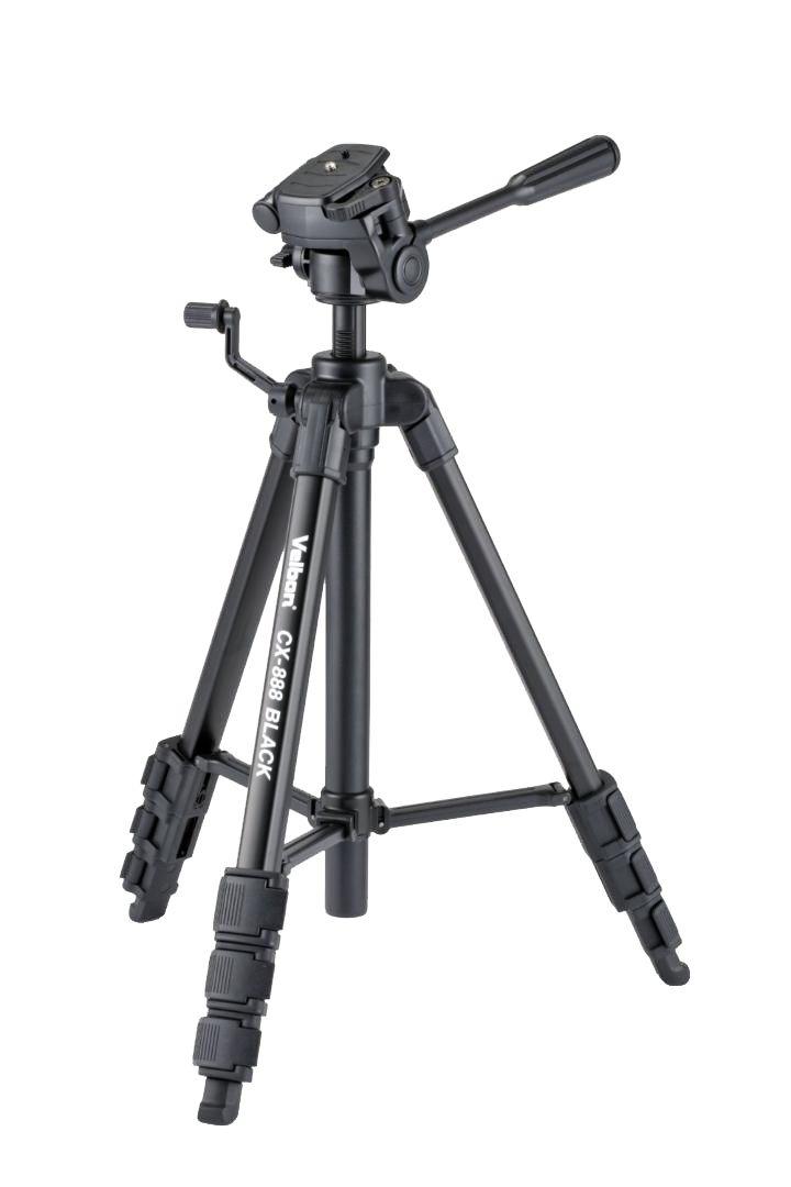 Tripé Profissional para Foto e Vídeo 145cm Velbon CX-888