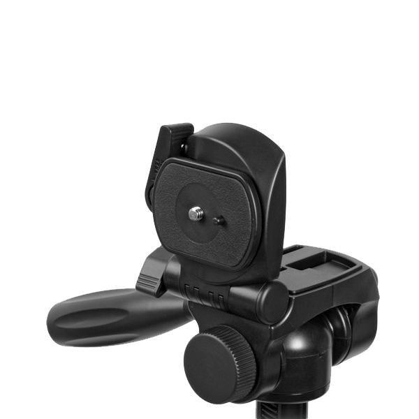 Tripé Velbon EX-630 168cm Cabeça 3 Vias para Câmeras e Filmadoras  - Fotolux