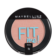 Blush Fit Me! Maybelline 01 Tão Eu - Blush Cintilante 5g