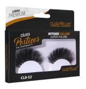 Cílios Postiços CL8-12 Intense Volume Linha Premium - Super Volume Macrilan