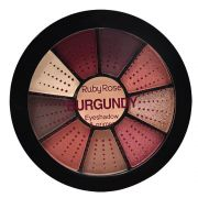 Mini Paleta de Sombras Burgundy - Ruby Rose 8g