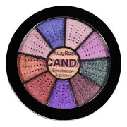 Mini Paleta de Sombras Candy - Ruby Rose 8g