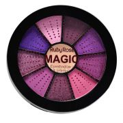 Mini Paleta de Sombras Magic - Ruby Rose 8g
