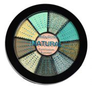 Mini Paleta de Sombras Natural - Ruby Rose 8g