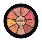 Mini Paleta de Sombras Sunset Ruby Rose 8g