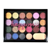 Paleta de Sombras Happiness - 22 Cores Ruby Rose 16,5g