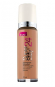 SuperStay 24 FPS 19 Maybelline Caramel Dark - Base Líquida 30ml