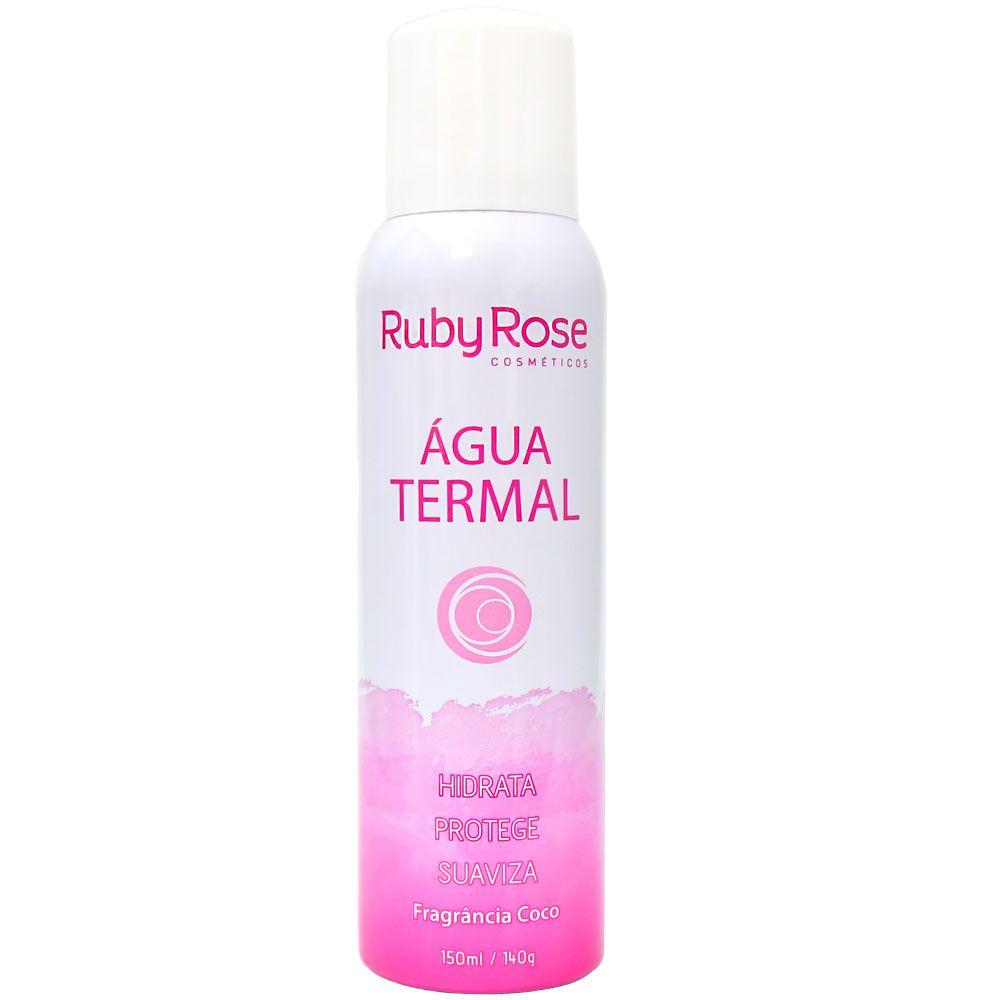 Água Termal Fragrância Coco - Ruby Rose 150ml