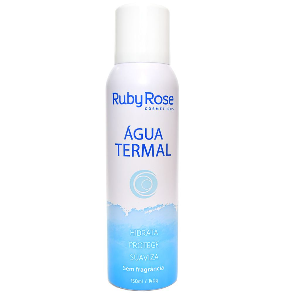 Água Termal Sem Fragrância - Ruby Rose 150ml