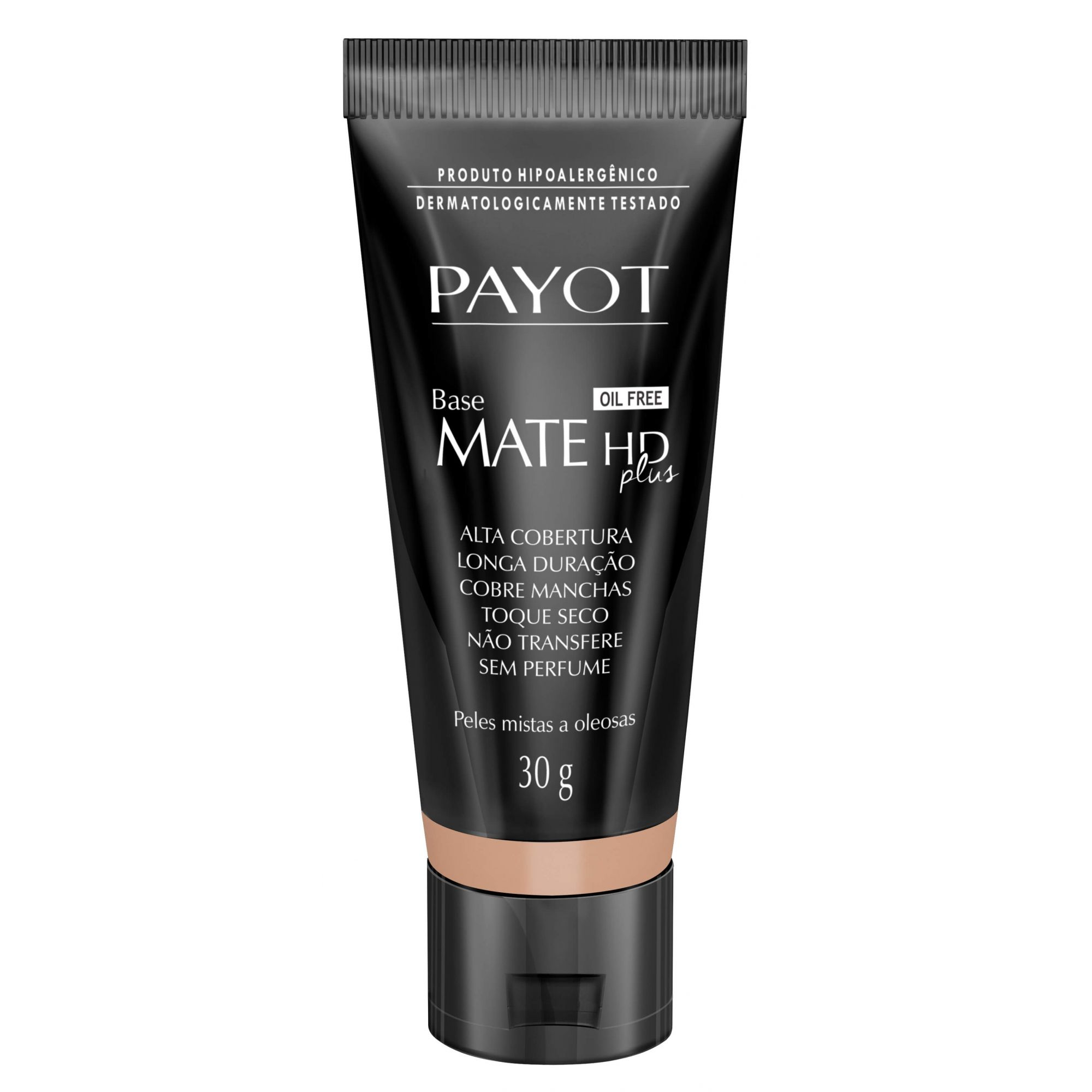 Base Mate HD Plus Payot Bronze - Base Líquida Mate 30g
