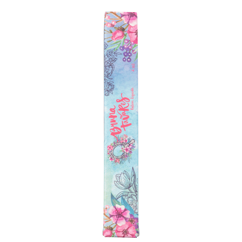 Batom Julia Bruna Tavares - Batom Líquido Matte 4ml