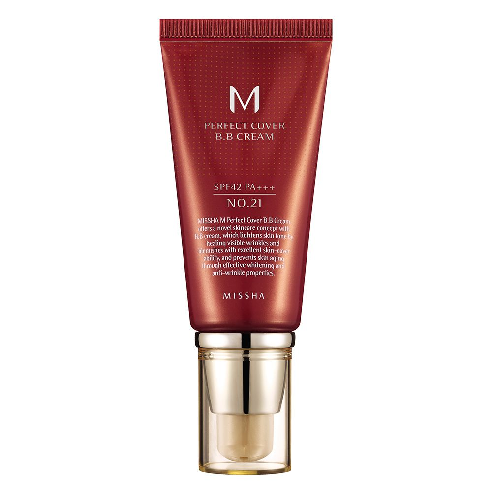 BB Cream Missha - M Perfect Cover 50ml