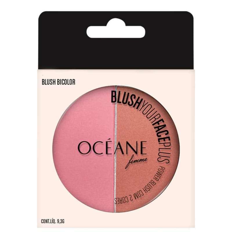Blush Your Face Plus Terra Océane - Blush Matte 7,2g