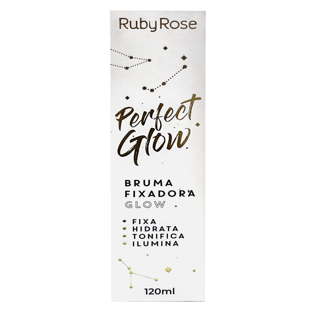 Bruma Fixadora Perfect Glow - Ruby Rose 120ml