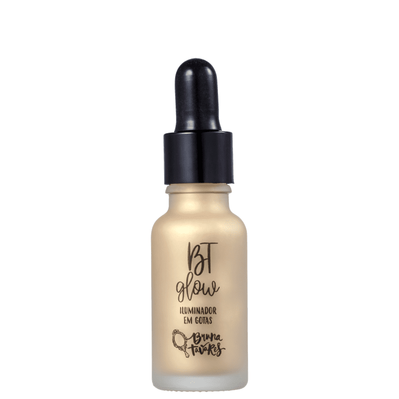 BT Glow Gold Bruna Tavares - Iluminador em Gotas 17ml