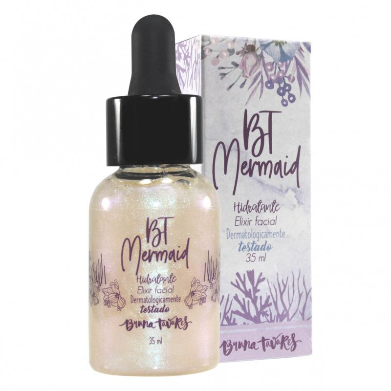 BT Mermaid Bruna Tavares - Elixir Hidratante Facial 35ml