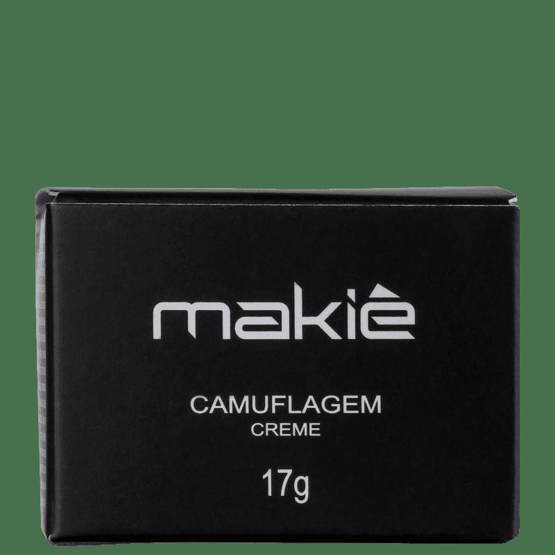 Camuflagem Makie Cacau - Corretivo em Creme 17g
