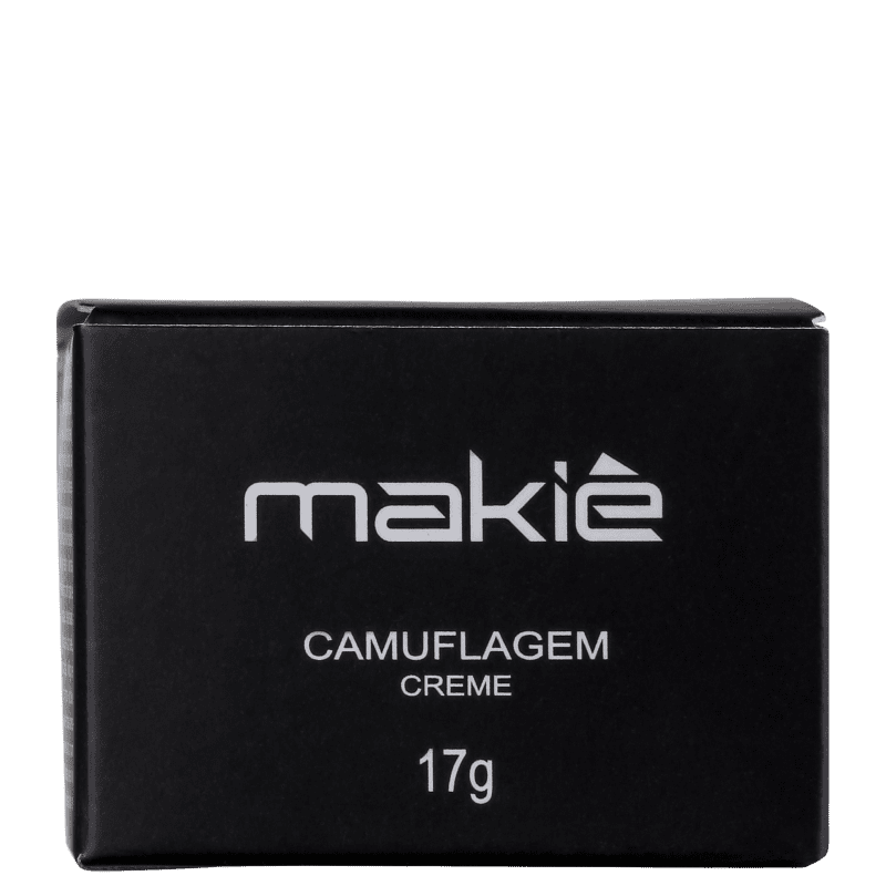Camuflagem Makie Ebony - Corretivo em Creme 17g