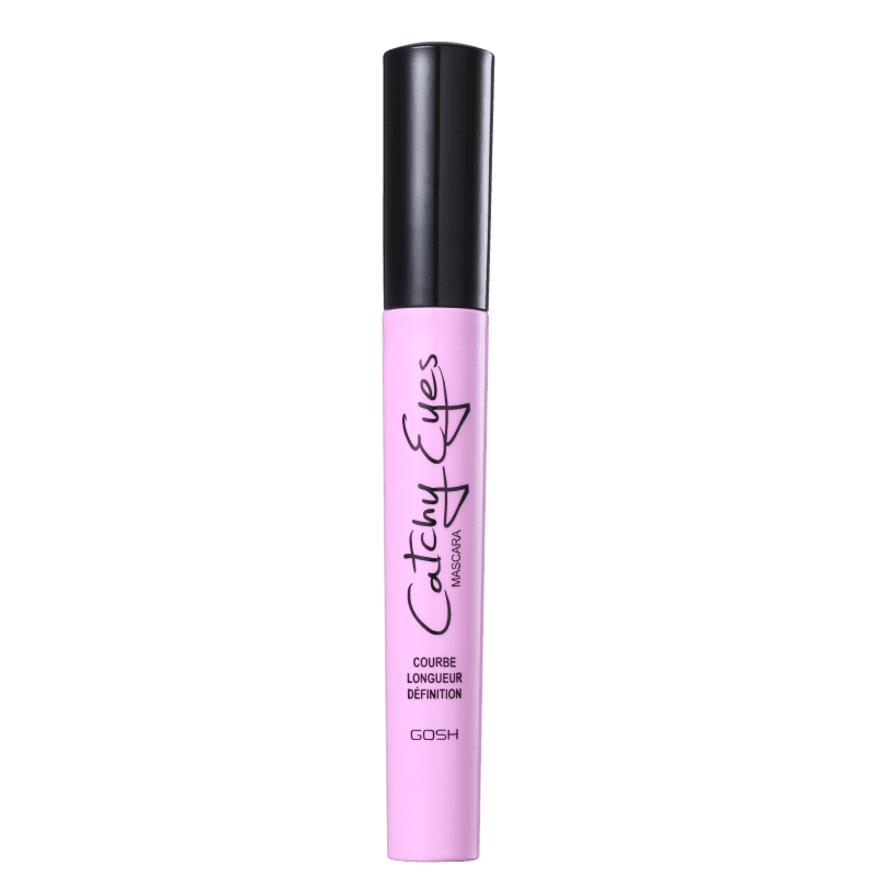 Catchy Eyes GOSH Black - Máscara para Cílios 8ml