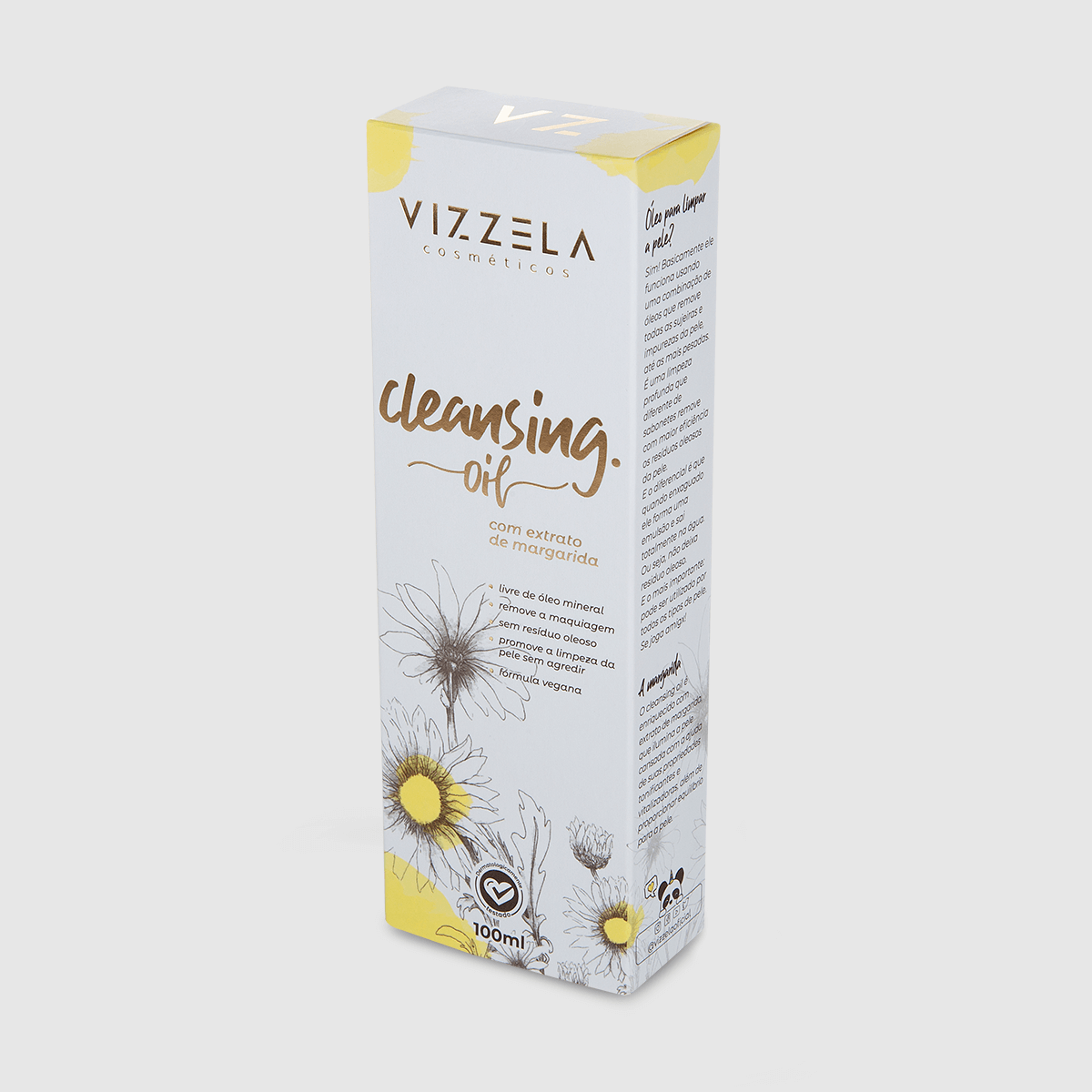 Cleansing Oil - Vizzela 100ml