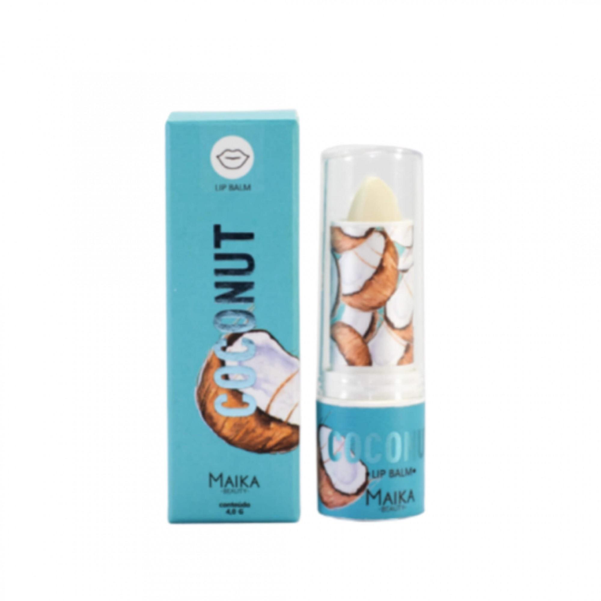 Coconut Lip Balm - Maika Beauty 4g