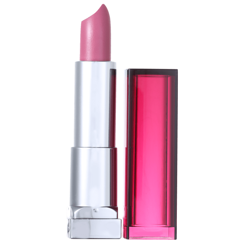 Color Sensational Rosas Apaixonantes Maybelline 103 Rosa pra Casar - Batom Cremoso 4,2g