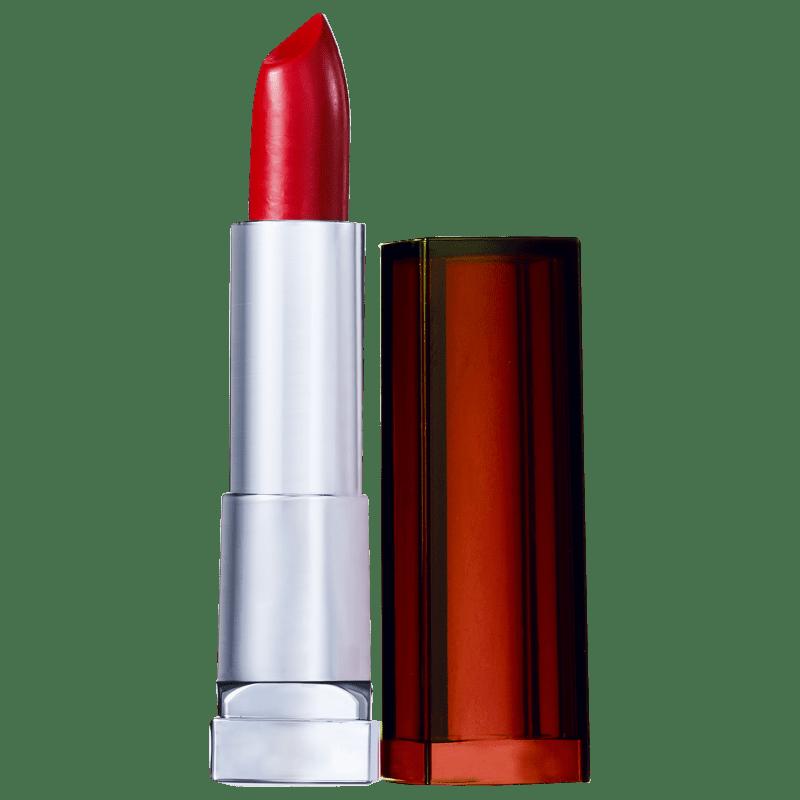Color Sensational Vermelhos Poderosos Maybelline 311 Sem Compromisso - Batom Cremoso 4,2g