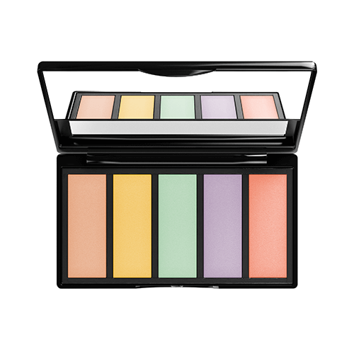 Colour Corrector Kit GOSH 001 Colour Mix - Paleta de Corretivos 5g
