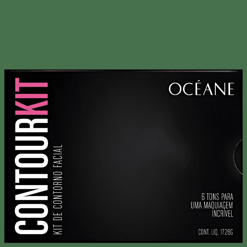 Contour Kit Océane - Paleta de Contorno Facial 17,28g