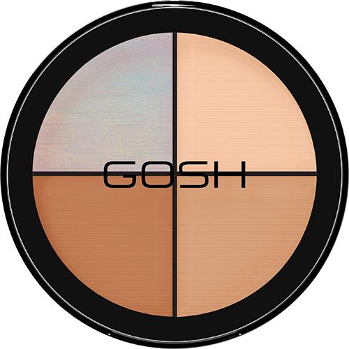 Strobe'n Glow Kit GOSH Highligth - Paleta de Iluminador 15g