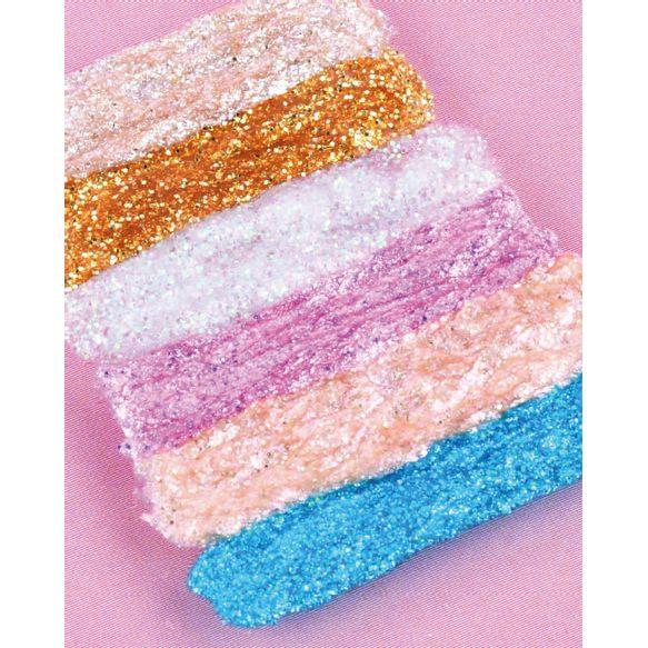 Delineador Glitter Shine - Ruby Rose 21g