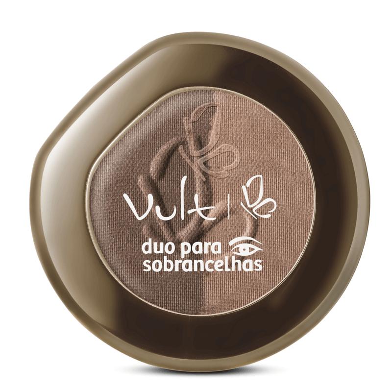 Duo para Sobrancelhas Vult - Sombra para sobrancelhas 3g