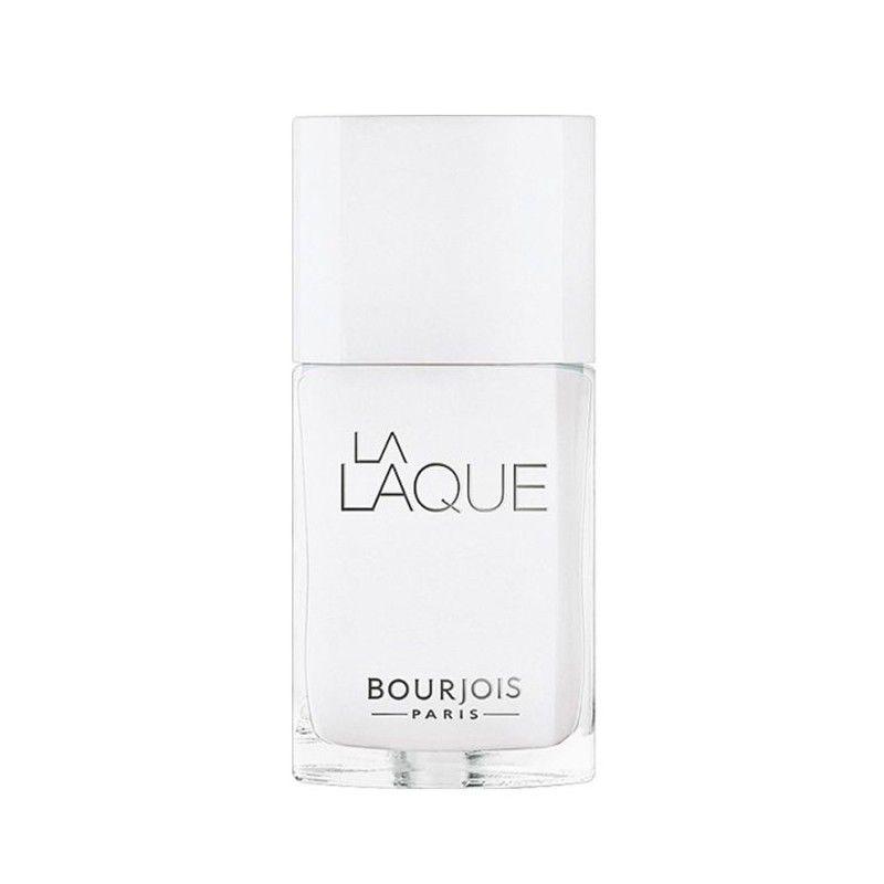 Esmalte La Laque Gel Bourjois 01 White Spirit - Esmalte Cremoso 10ml