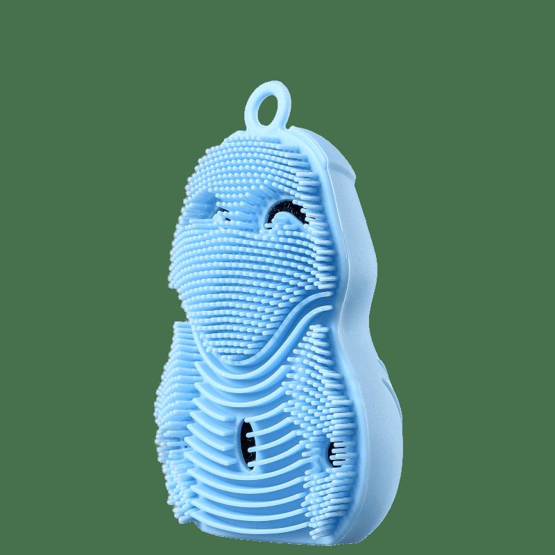 Esponja de Limpeza Facial Piggy Sponge - Océane