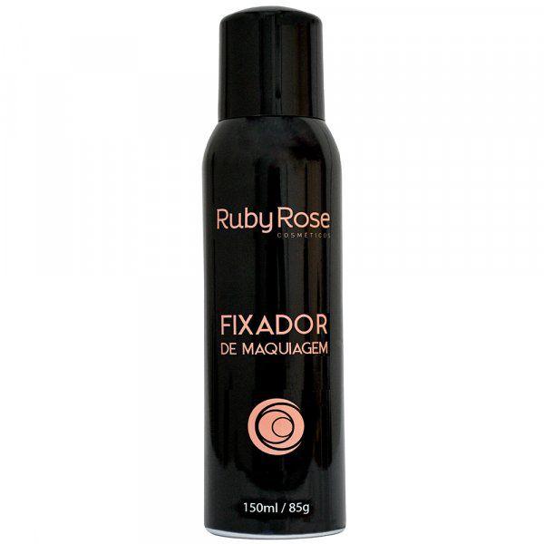 Fixador de Maquiagem Ruby Rose 150ml