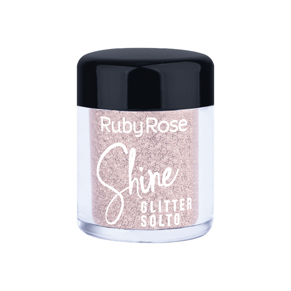 Glitter Solto Shine - Ruby Rose 6g