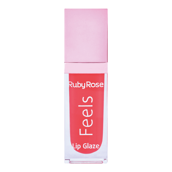 Gloss Lip Glaze Feels - Ruby Rose 7,2g