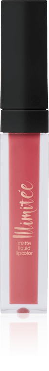 Illimitee Matte Lipcolor JoliJoli 217 Vieux Rose - Batom Líquido Mate 4g