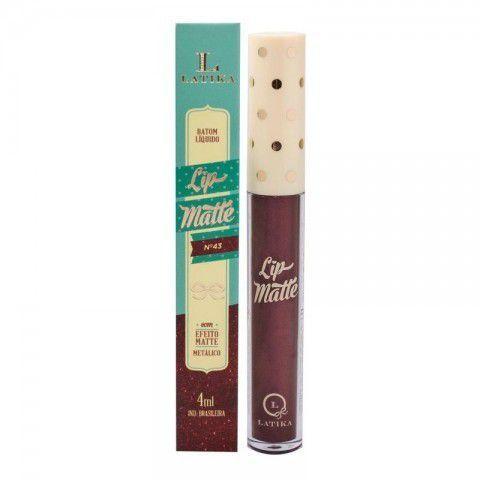 Kit Latika Roxos (3 produtos)