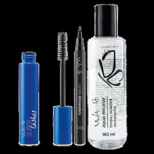Kit Olhar Marcante Vult (3 produtos)